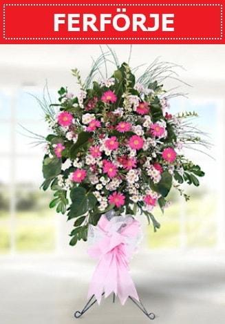 Ferförje düğün nikah açılış çiçeği  Bolu çiçek yolla